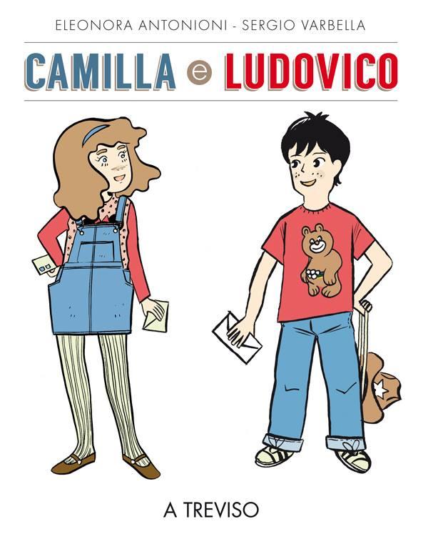 Top 10 fumetti e illustrazioni: i migliori creativi della settimana Camilla e Ludovico Antonioni Varbella