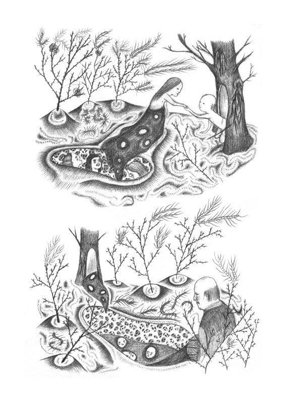 Top 10 fumetti e illustrazioni: i migliori creativi della settimana Fanny Michaëlis