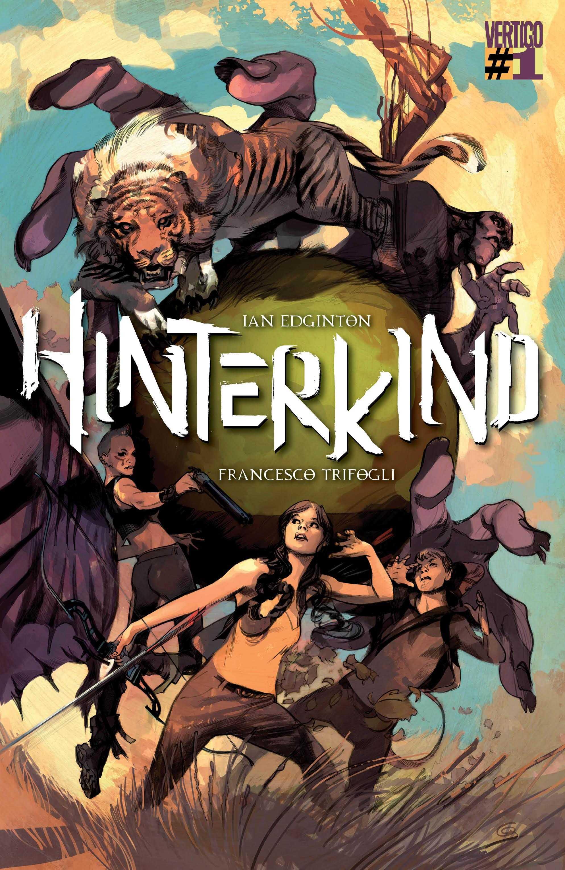 Top 10 fumetti e illustrazioni: i migliori creativi della settimana Hinterkind
