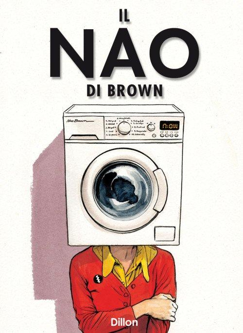 Top 10 fumetti e illustrazioni: i migliori creativi della settimana Nao di Brown Dillon