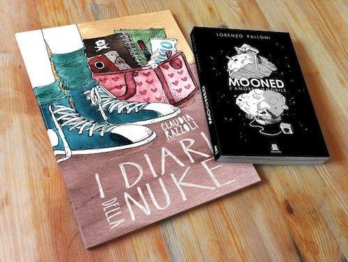 Top 10 fumetti e illustrazioni: i migliori creativi della settimana Nuke Palloni