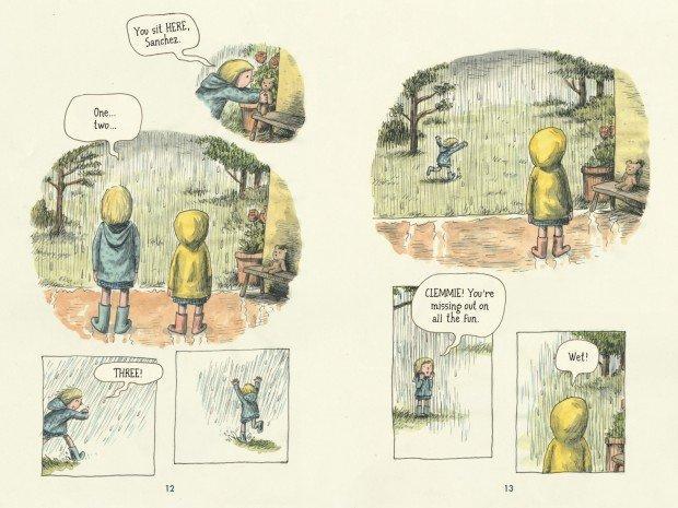 Top 10 fumetti e illustrazioni: i migliori creativi della settimana Liniers