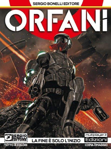 Top 10 fumetti e illustrazioni: i migliori creativi della settimana Orfani Bonelli