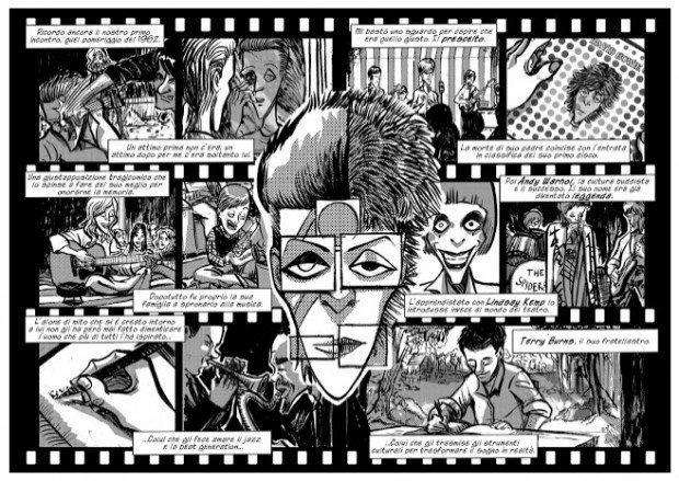 Top 10 fumetti e illustrazioni: i migliori creativi della settimana Veci