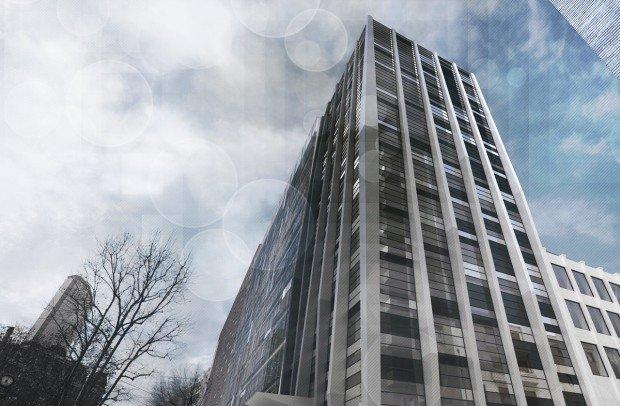 Blend Tower: un nuovo concept di ambiente di lavoro a Milano
