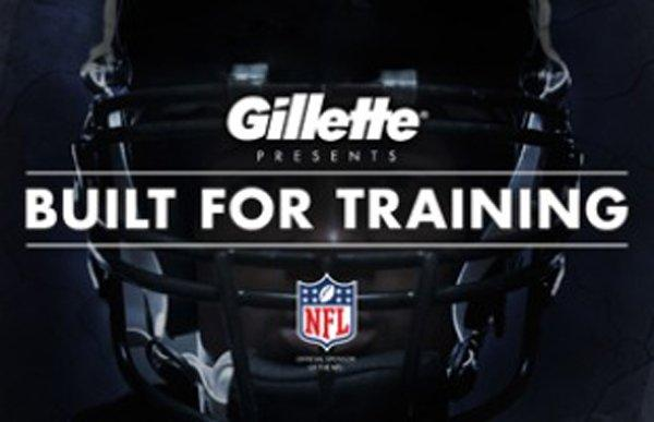 "Gillette ""Built for training"", lo spot diretto da Michel Gondry [VIDEO]"