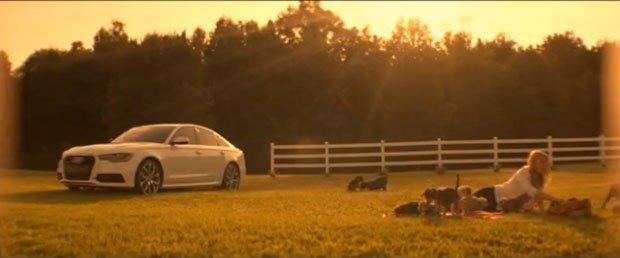 Claire Danes e Audi: l'auto come status symbol ma con ironia [VIDEO]