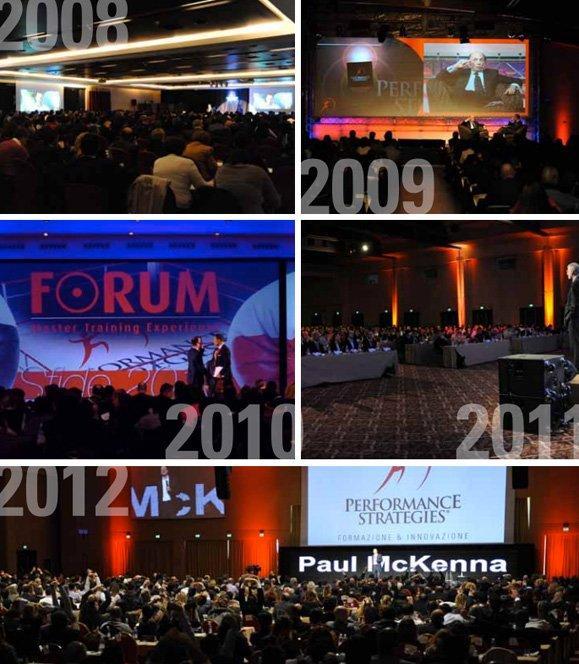 6° Forum delle Eccellenze, un week end che ti cambia la vita