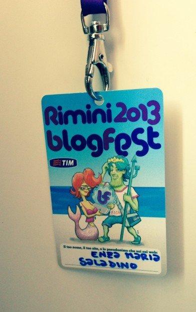 BlogFest 2013, le foto più belle dall'evento
