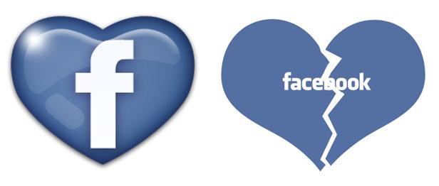 Facebook fa bene o fa male all'amore?
