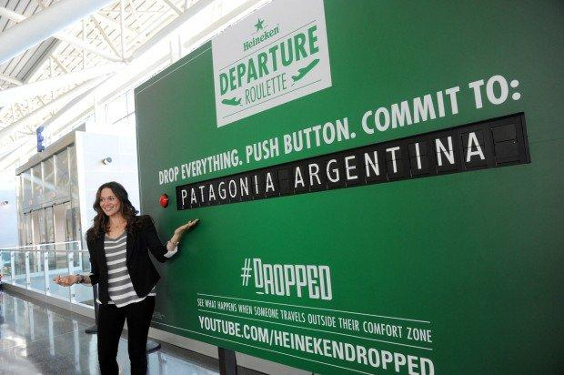 Heineken rilancia la sfida Departure Roulette: viaggiatori con destinazione a sorpresa