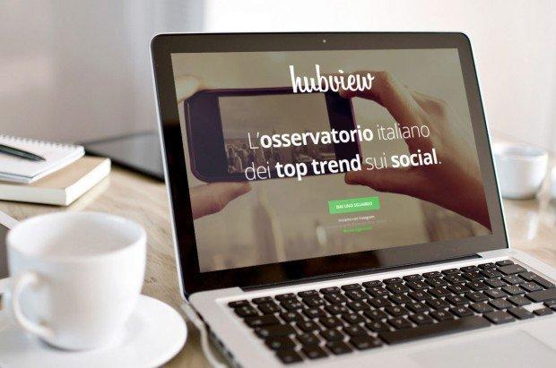Hubview: il primo osservatorio italiano su Instagram