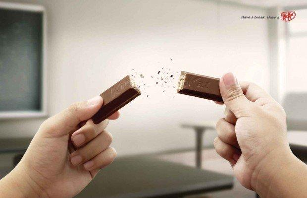 Have a break: le più belle campagne di advertising per Kit Kat