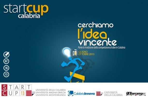 La Calabria che innova a Start Cup Calabria 2013