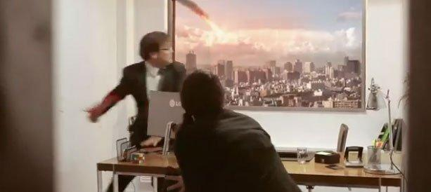 LG prankvertising: il colloquio da fine del mondo [VIDEO]