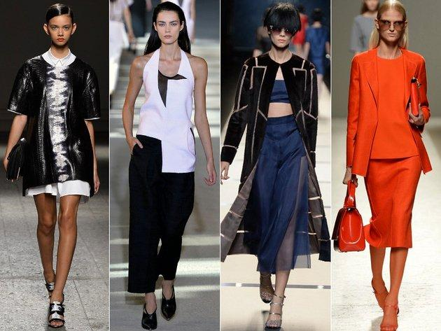Milano Fashion Week: 5 trend per la primavera 2014
