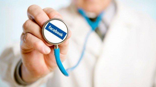 Salute su Facebook: 3 casi da studiare