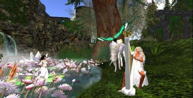 La straordinaria avventura del gruppo Second Life in Fantasy! [NINJA REPORT]