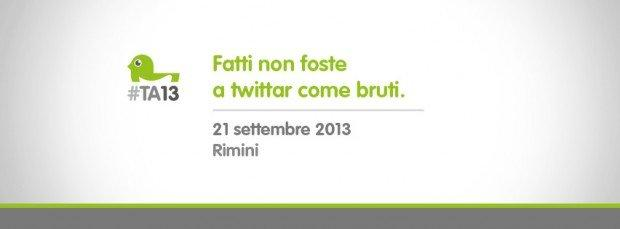 Tweet Awards 2013: ecco i finalisti. Votate!