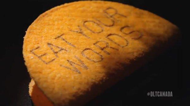 Taco Bell: i tweet di lamentela stampati sulle tortillas