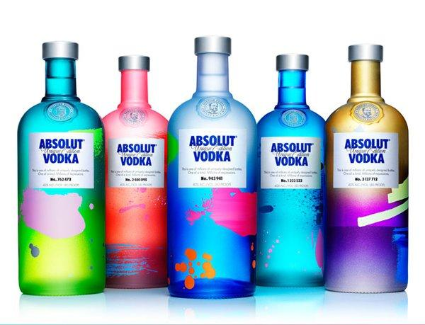 10 Packaging di vodka creativi e originali