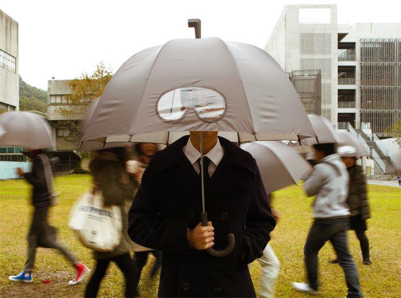 9 ombrelli per essere creativi anche sotto la pioggia [GADGET OF THE WEEK]