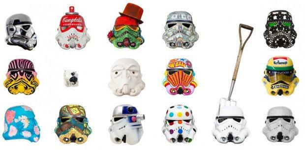 Arte + Star Wars = Art Wars!