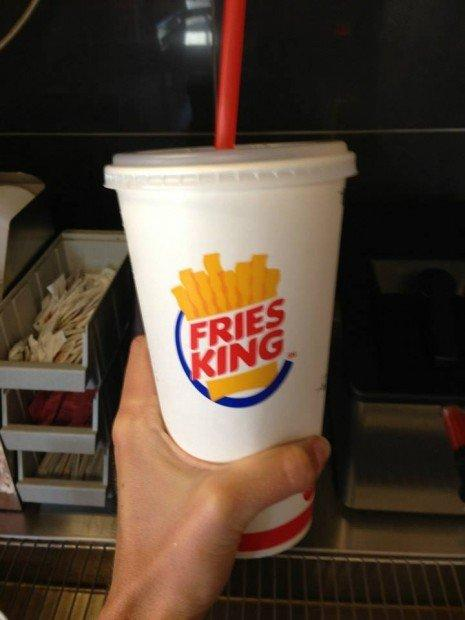 Rebranding Burger King