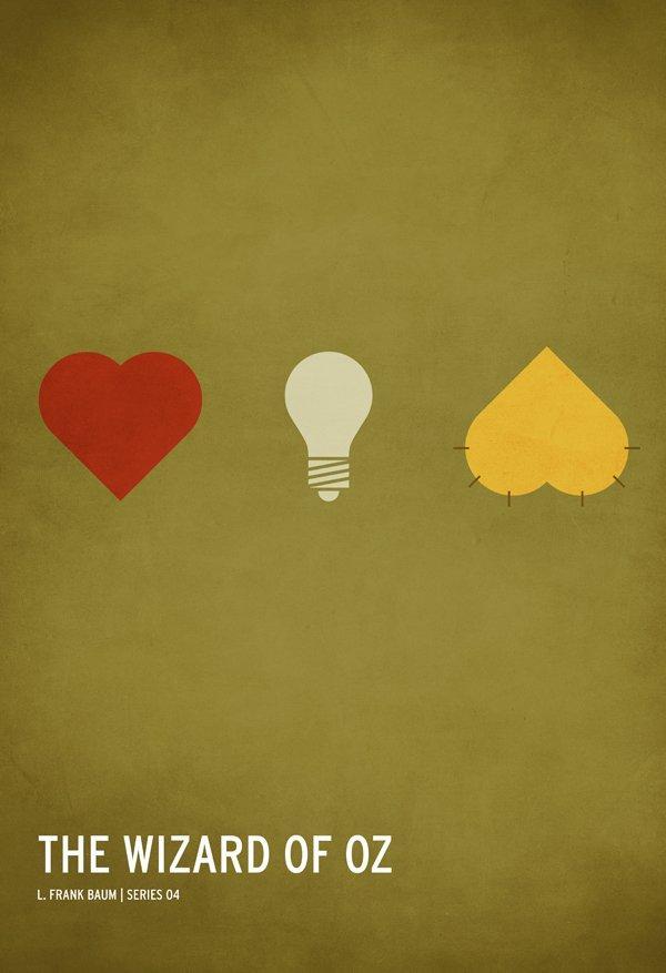 Christian Jackson ed i suoi poster minimalisti ispirati dalle fiabe [INTERVISTA]