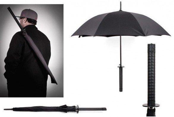 9 ombrelli per essere creativi anche sotto la pioggia