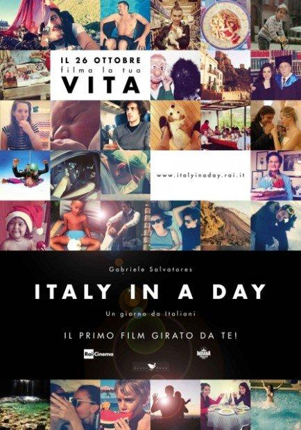 Italy in a Day: in un video social la vita di noi italiani
