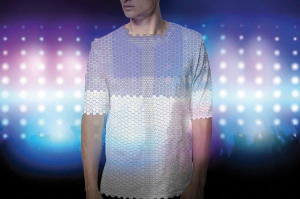Plexus, la t-shirt del futuro