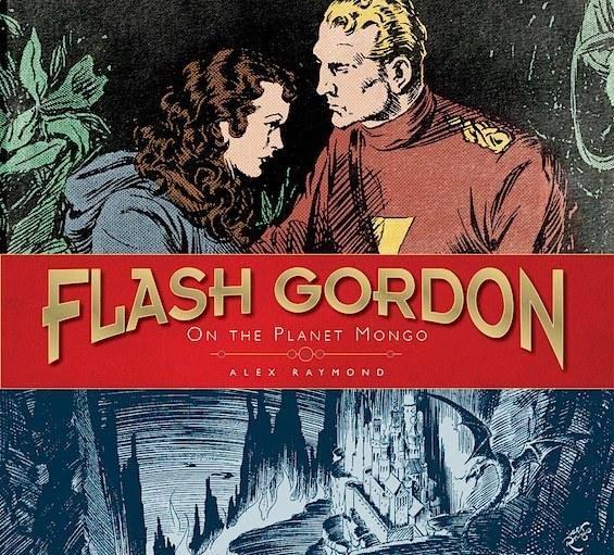 Top 10 fumetti e illustrazioni: i migliori creativi della settimana Alex Raymond