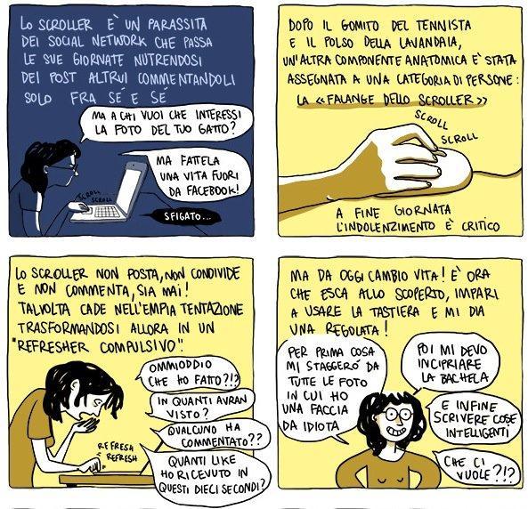 Top 10 fumetti e illustrazioni i migliori creativi della settimana Claudia Flandoli