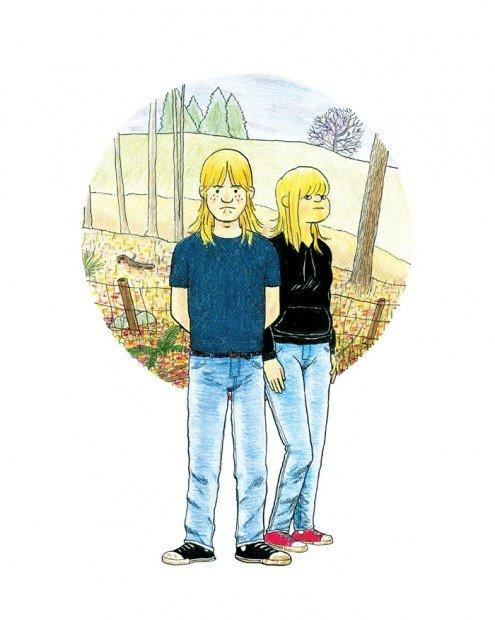 Top 10 fumetti e illustrazioni i migliori creativi della settimana Charles Foresman
