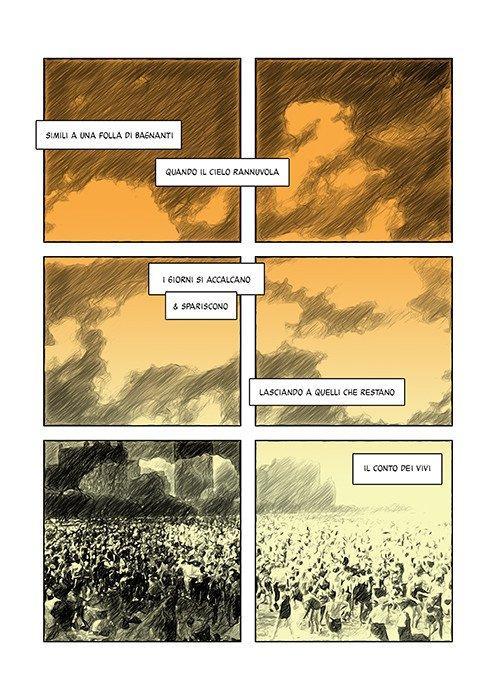 Top 10 fumetti e illustrazioni i migliori creativi della settimana Gianluca Costantini