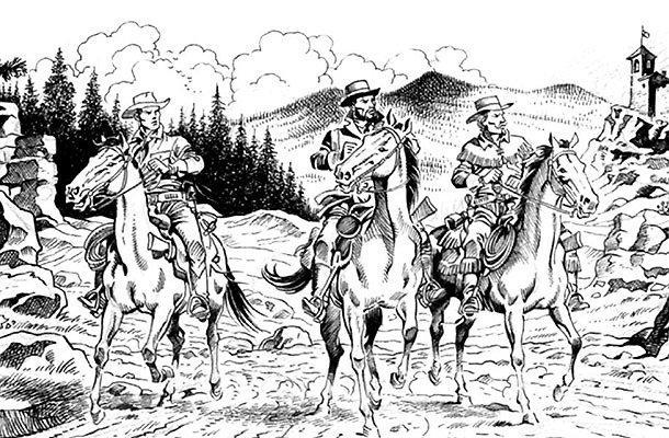 Top 10 fumetti e illustrazioni i migliori creativi della settimana Magnus Day