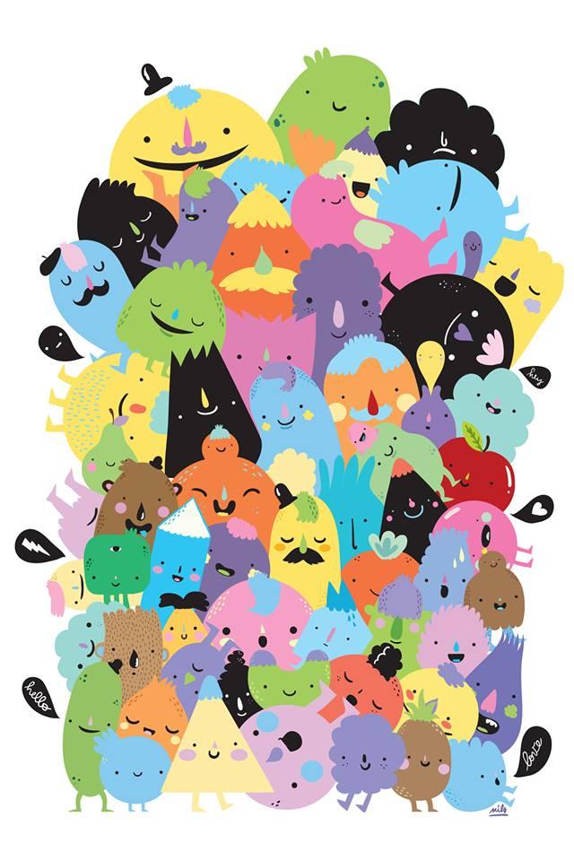 Top 10 fumetti e illustrazioni i migliori creativi della settimana Nils