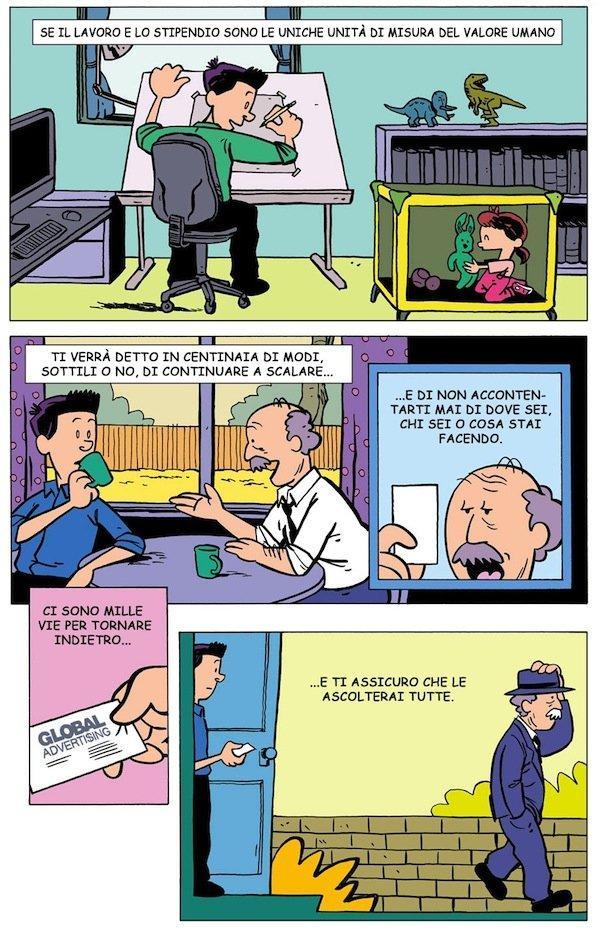 Top 10 fumetti e illustrazioni i migliori creativi della settimana Zen Pencils Bill Watterson