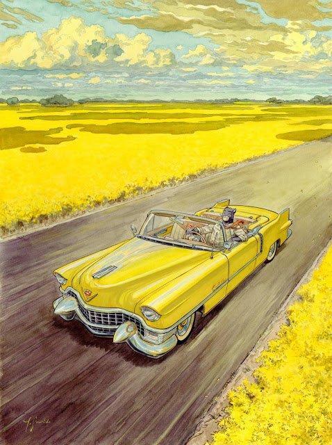 Top 10 fumetti e illustrazioni: i migliori creativi della settimana Blacksad