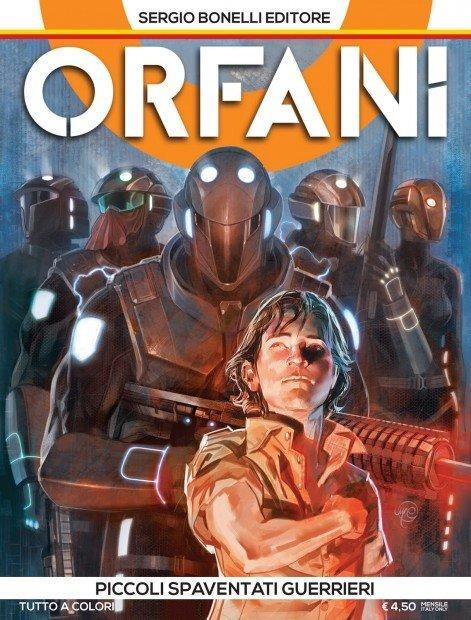 Top 10 fumetti e illustrazioni: i migliori creativi della settimana Orfani