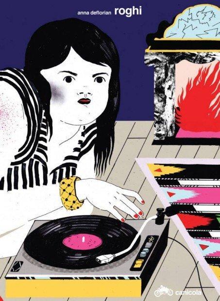 Top 10 fumetti e illustrazioni speciale Lucca 2013 Anna Deflorian