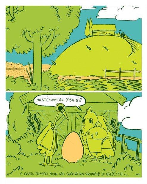 Top 10 fumetti e illustrazioni speciale lucca comics 2013 Amenità Guarnaccia