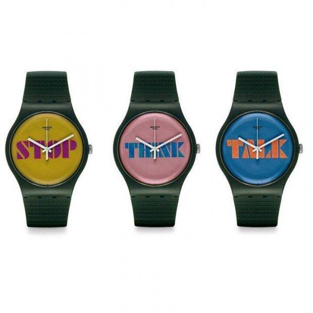 Arriva lo Swatch lenticolare, l'orologio dal quadrante con effetti speciali