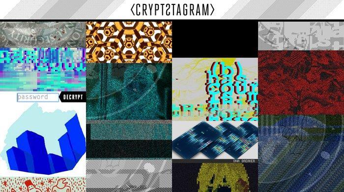 Cryptstagram: nascondi del testo in immagini protette da password