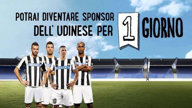 Dacia Sponsor Day: il calcio sponsorizzato dalla gente comune