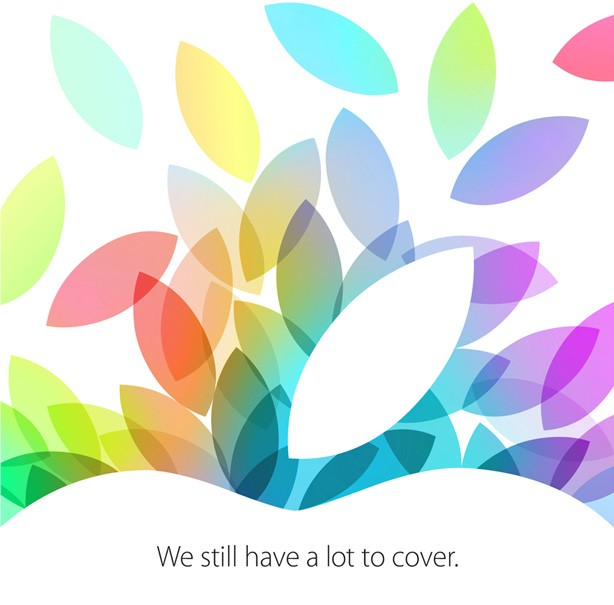 Evento Apple: il claim dell'invito