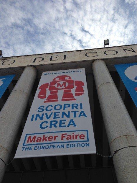 Maker Faire Rome, i maker svelano il futuro che ci aspetta