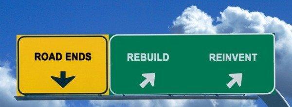 Innovare e rinnovarsi: come sopravvivere al cambiamento
