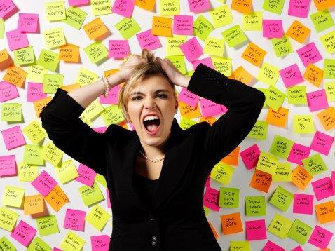 12 mosse per contrastare lo stress